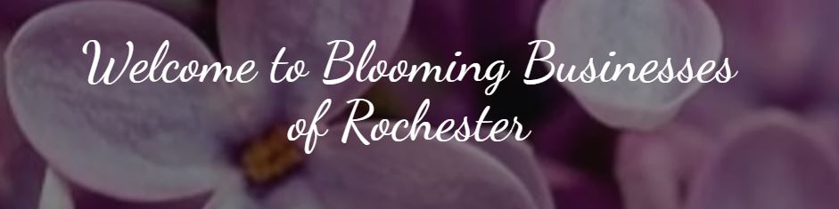 BLOOMING BUSINESSES WEB