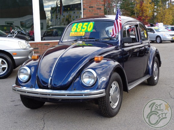 First City Cars and Trucks - Just Traded! 1970 Volkswagen Beetle