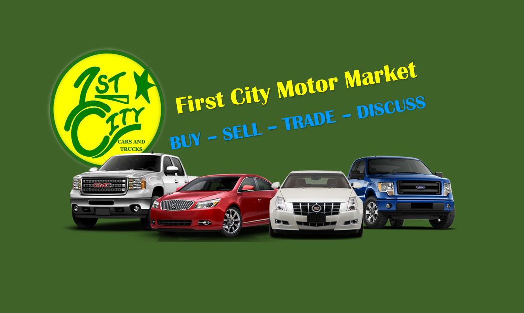 FIRST CITY MOTOR MARKET COVER