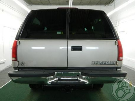 First City Cars And Trucks 1999 Chevrolet Suburban Lt