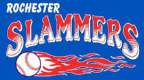 Rochester Slammers Girls Softball logo