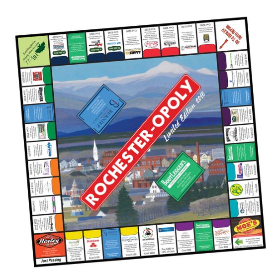 rochester opoly